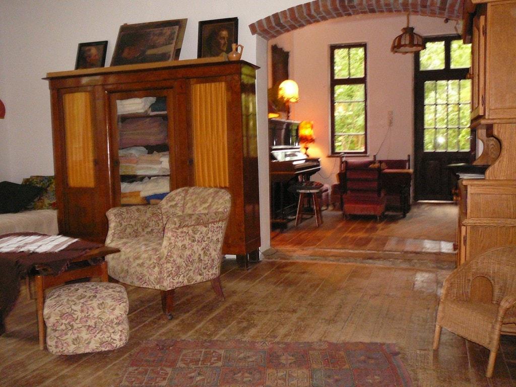 öreg ház alsó szint